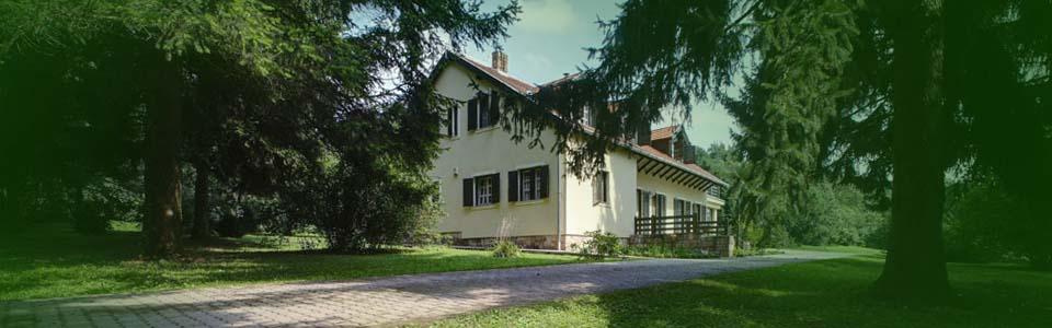 Охотничий дом Галгамача