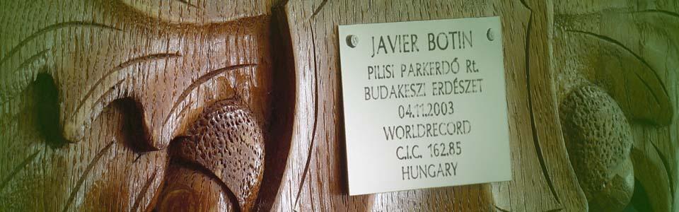 Мировой рекорд дикого кабана трофей