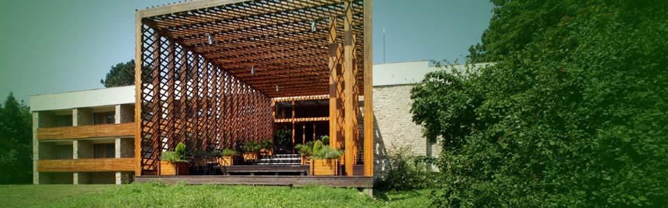 Охотничий дом Будакеси